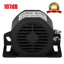 100 Truck Backup Alarm Amazoncom MIRKOO Car 107dB 12V80V DC Waterproof
