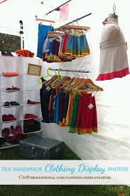 Click Through For 10 Handmade Clothing Display Booth Photos Craftprofessional