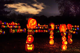 Westbury Gardens Halloween 2017 by Rise Of The Jack O U0027 Lanterns Comes To New York And Los Angeles
