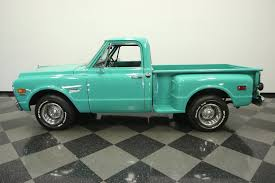 100 Chevy Stepside Truck For Sale 1972 Chevrolet C10 Streetside Classics The Nations Trusted
