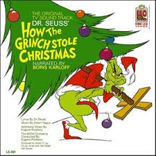 How The Grinch Stole Christmas Soundtrack Details