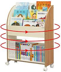 silola mobiles bücherregal bilderbücher für kinder haushalt