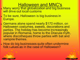 Country Of Origination Of Halloween by Halloween And Cultural Diffusion Ppt Online Download