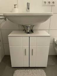 waschbeckenunterschrank hochglanz möbel gebraucht kaufen