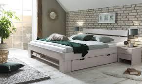 massivholzbett schlafzimmerbett franko set 2 buche weiss 160x200 cm yatego