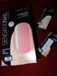 Sensationail Led Lamp Walmart by Sensationail U2013 Gel Nails At Home We Used That