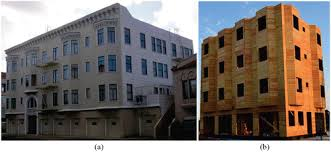 Story Building Design by Experimental Seismic Behavior Of A Scale Four Story Soft