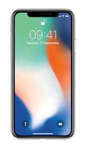 Apple iPhone X 256GB in Space Grey on Pay As You Go