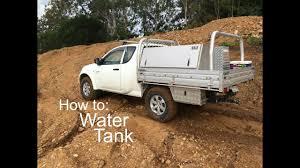 100 Pickup Truck Water Tank How To 4x4 JarrodAndCo YouTube
