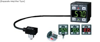 Keyence Light Curtain Manual Pdf by Separate Amplifier Type Pressure Sensor Ap 40 Series Keyence