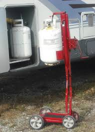 100 Truck Camper Dolly Propane Tank Lift HercULifts LP Tank Lift Macon MO