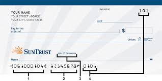 Check Routing Number
