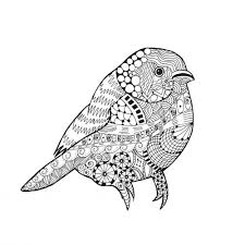 The Coloring Stress Relief Bird Is Not For You As Can See There Are So Many Wonderful Uses Pages Try Another One