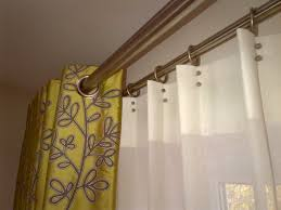 144 To 240 Inch Adjustable Curtain Rod by Curtains Pole Decorate The House With Beautiful Curtains