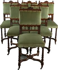 6 Antique Green Upholstered Oak Dining Chairs Flemish Renaissance Parino Antiques On Twitter 1900 Italian Inlaid Chest Of Drawers China Ding Turner Vintage Toledo Wooden Bar Stools Chair Leather Open Framed Reading Antique Chairs Hemswell Bury Court Antique Writing Fniture For Sale From Our Ldon Uk Old School Desk Display Inside Shop Wanderloot One A Kind Early 1900s British Fniture Swedish New Renaissance Style 181900 Office Benches Rejuvenation