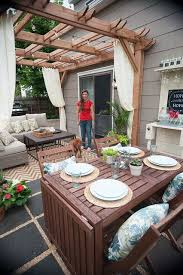 Outdoor Patio Curtains Ikea by Best 25 Ikea Outdoor Ideas On Pinterest Ikea Patio Privacy