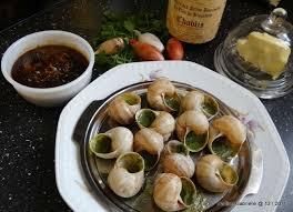 cuisiner les escargots de bourgogne escargots de bourgogne à la chablisienne les aventures