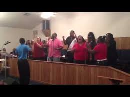 Open Door COGIC Austin TX Sanctuary Choir 9 16 12