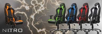 Akracing Gaming Chair Malaysia by Akracing Nitro Gaming Chair Blue End 2 3 2019 5 15 Pm