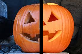 Preserving A Carved Pumpkin by Preserve Carved Pumpkins With These Four Easy Hacks