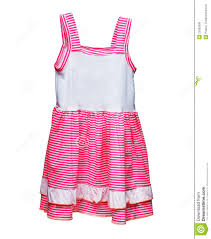Pink Dress Clipart Kids Clothing 6