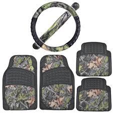 100 Camo Floor Mats For Trucks Amazoncom Rubber Car Black Inlay W Comfort Grip