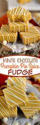 Ingredients For Pumpkin Pie Spice by White Chocolate Pumpkin Pie Spice Fudge Mom On Timeout
