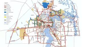 100 Truck Route Map Jacksonville Lawmakers May Limit Truck Traffic To Truck Routes