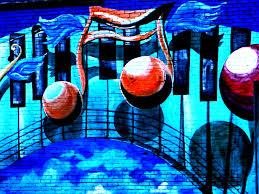 Deep Ellum Murals Address by Deep Ellum Music Mural Casey Nicole