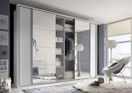 schwebetürenschrank syncro1 kleiderschrank schrank schlafzimmerschrank 315 x 226 cm weiß spiegel