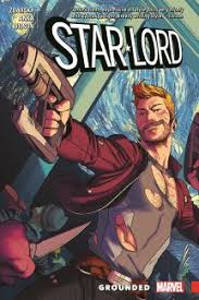 Star Lord Grounded Trade Paperback
