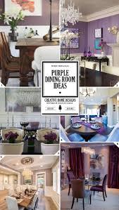 Gypsy Home Decor Ideas by Best 25 Purple Dining Rooms Ideas On Pinterest Purple Dining