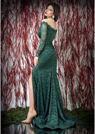 dark green formal dresses picture more detailed picture about