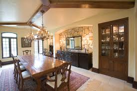 Dining Room Buffet Dining Room Rustic With Wall Decor Dining Hutch