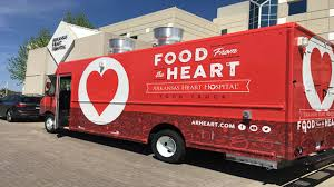 100 Food Truck Dc Tracker AR Heart Hospital Unveils New