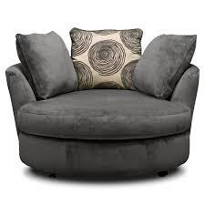 large swivel chair designs