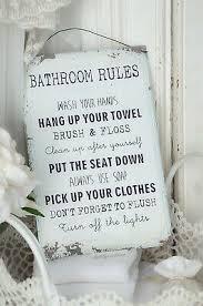 home décor clayre eef wc schild blechschild toilette