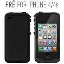 Amazon LifeProof FRE iPhone 4 4s Waterproof Case Retail
