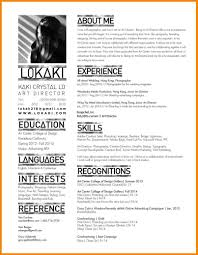 Creative Director Resume Sample Highschool Template Bakery Resumes For Study 11