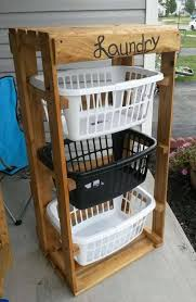 20 diy pallet projects that are easy to make and sell laundry
