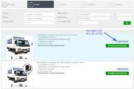 100 Box Truck Rental Rates Pricing And Van Hire Auckland Wellington