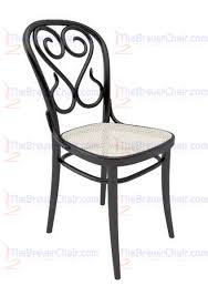 Thonet Bentwood Chair Cane Seat by Thonet 04 Era Chair With Cane Seat