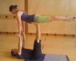 2 Fun Acro Yoga Poses To Try With Your Friends