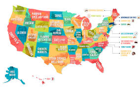 Mcdonalds Pumpkin Spice Latte Gluten Free by This Map Shows The Food Your State Hates The Most Reader U0027s Digest