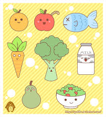 Healthy Foods by Yuuhiko
