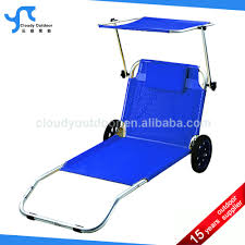 Beach Chair With Footrest And Canopy by Elegant Beach Chair With Wheels And Canopy 64 About Remodel Sport