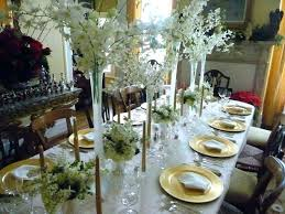 Dining Table Decorating Ideas Glamorous Vases For Room Tables Centerpiece