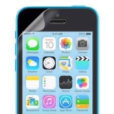 Fliptroniks Clear Screen Protector for Apple Iphone 5c Lifetime