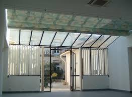 store occultant pour toit de véranda toiture intérieur