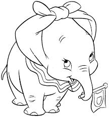 Dumbo Disney Coloring Page Enfants Pinterest Coloriage Coloriages